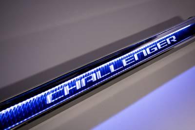 American Car Craft - American Car Craft Carbon Fiber Door Sills: Dodge Challenger 2008 - 2021 (All Models) - Image 6