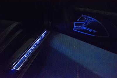 American Car Craft - American Car Craft Carbon Fiber Door Sills: Dodge Challenger 2008 - 2021 (All Models) - Image 10