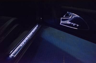 American Car Craft - American Car Craft Carbon Fiber Door Sills: Dodge Challenger 2008 - 2021 (All Models) - Image 13