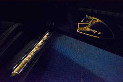 American Car Craft - American Car Craft Carbon Fiber Door Sills: Dodge Challenger 2008 - 2021 (All Models) - Image 14