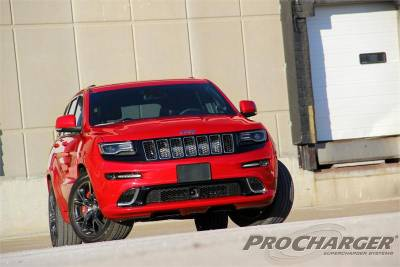 Procharger - Procharger Supercharger Kit: Jeep Grand Cherokee 6.4L SRT8 2012 - 2014 - Image 7