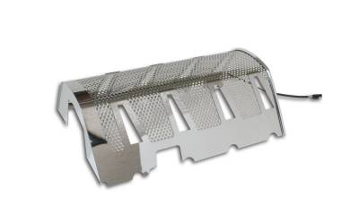 American Car Craft - American Car Craft Perforated Plenum Cover: Chrysler 300C / Dodge Challenger / Charger / Magnum SRT8 2006 - 2010 - Image 8