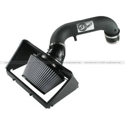 5.7L / 6.1L / 6.4L Hemi Engine Parts - Hemi Cold Air Intake & Filters - AFE Power - AFE Cold Air Intake: Dodge Ram 5.7L Hemi 2013 - 2018 (1500)