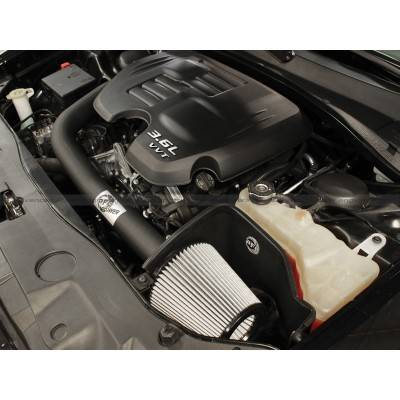 AFE Power - AFE Cold Air Intake: Chrysler 300C / Dodge Challenger / Charger 3.6L 2011 - 2020 - Image 6