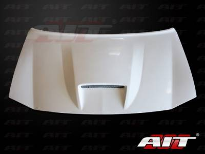 AIT Racing - AIT Racing SRT Style Functional Cooling Hood: Dodge Charger 2006 - 2010 - Image 3