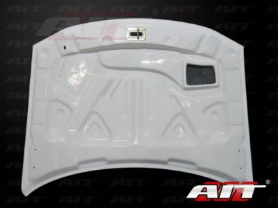 AIT Racing - AIT Racing SRT Style Functional Cooling Hood: Dodge Charger 2006 - 2010 - Image 5
