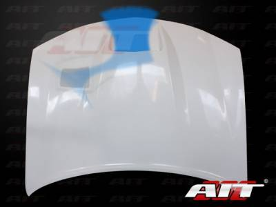 AIT Racing - AIT Racing SRT Style Functional Cooling Hood: Dodge Charger 2006 - 2010 - Image 6