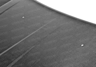 Anderson Composites - Anderson Composites OEM Carbon Fiber Hood: Dodge Charger 2011 - 2014 - Image 2