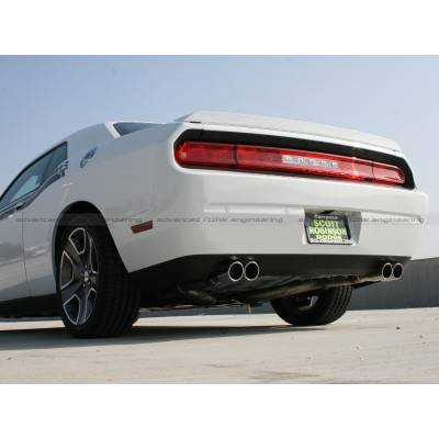 AFE Power - AFE Mach Force XP Cat-Back Exhaust: Dodge Challenger R/T 5.7L 2009 - 2014 - Image 7