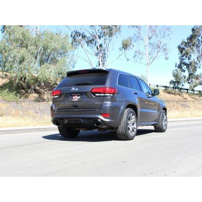 AFE Power - AFE Mach Force Exhaust System: Jeep Grand Cherokee 6.4L SRT 2012 - 2021 - Image 7