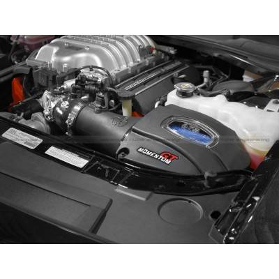 AFE Power - AFE Momentum GT Cold Air Intake: Dodge Challenger / Charger Hellcat 6.2L 2015 - 2016 - Image 8