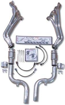 Dynatech - Dynatech Long-Tube Headers & Mid-Pipes: 300 / Challenger / Magnum 5.7L Hemi 2005 - 2008 - Image 8
