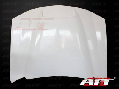 AIT Racing - AIT Racing RKS Style Functional Cooling Hood: Dodge Charger 2006 - 2010 - Image 4