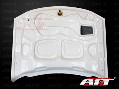 AIT Racing - AIT Racing RKS Style Functional Cooling Hood: Dodge Charger 2006 - 2010 - Image 5