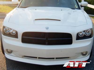 AIT Racing - AIT Racing RKS Style Functional Cooling Hood: Dodge Charger 2006 - 2010 - Image 8