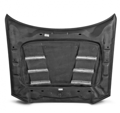Anderson Composites - Anderson Composites TS Carbon Fiber Hood: Dodge Charger 2011 - 2014 - Image 2
