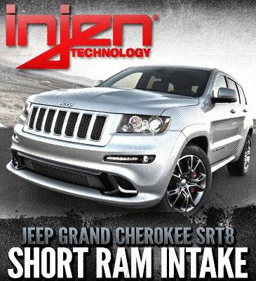 Injen - Injen Short Ram Air Intake: Jeep Grand Cherokee SRT8 2012 - 2014 - Image 8