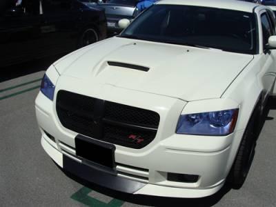 TruFiber - TruFiber A23 Hood: Dodge Magnum 2005 - 2007 - Image 4
