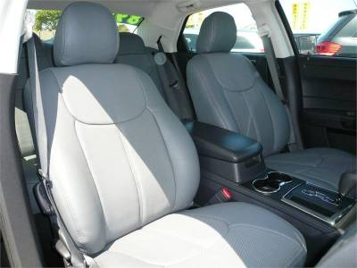 Clazzio - Clazzio Leather Seat Covers: Chrysler 300 2005 - 2010 - Image 6