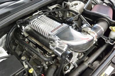 Whipple Superchargers - Whipple Supercharger Kit: Chrysler 300C 6.1L SRT8 2006 - 2010 - Image 2