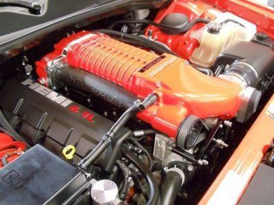 Whipple Superchargers - Whipple Supercharger Kit: Chrysler 300C 6.1L SRT8 2006 - 2010 - Image 3