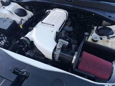 Whipple Superchargers - Whipple Supercharger Kit: Chrysler 300C 6.1L SRT8 2006 - 2010 - Image 4