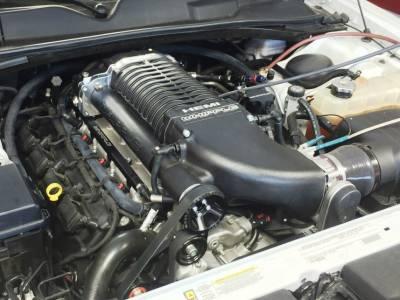 Whipple Superchargers - Whipple Supercharger Kit: Chrysler 300C 6.1L SRT8 2006 - 2010 - Image 5
