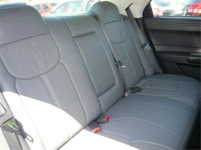 Clazzio - Clazzio Leather Seat Covers: Dodge Magnum 2005 - 2008 (SXT) - Image 7