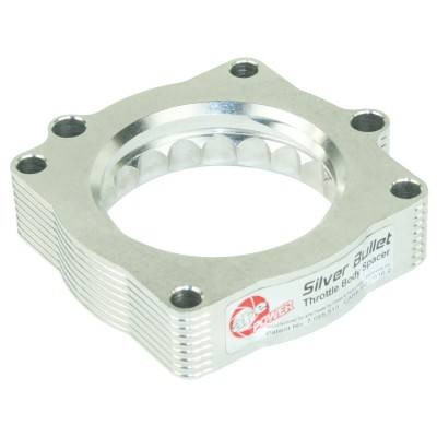 AFE Power - AFE Throttle Body Spacer: Dodge Ram 5.7L Hemi 2003 - 2006 - Image 2