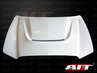AIT Racing - AIT Racing SRT Style Functional Cooling Hood: Dodge Charger 2011 - 2014 - Image 3
