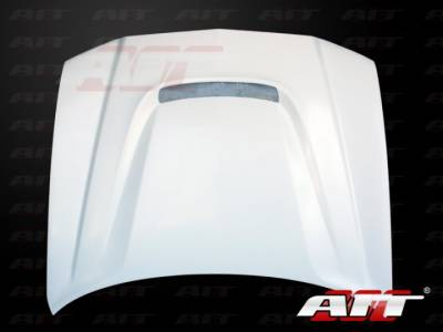 AIT Racing - AIT Racing SRT Style Functional Cooling Hood: Dodge Charger 2011 - 2014 - Image 4