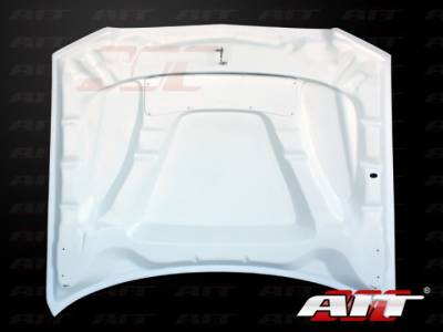 AIT Racing - AIT Racing SRT Style Functional Cooling Hood: Dodge Charger 2011 - 2014 - Image 5