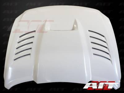 AIT Racing - AIT Racing SSK Style Functional Cooling Hood: Dodge Ram 2500 / 3500 2010 - 2014 - Image 4