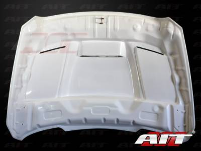 AIT Racing - AIT Racing SSK Style Functional Cooling Hood: Dodge Ram 2500 / 3500 2010 - 2014 - Image 5