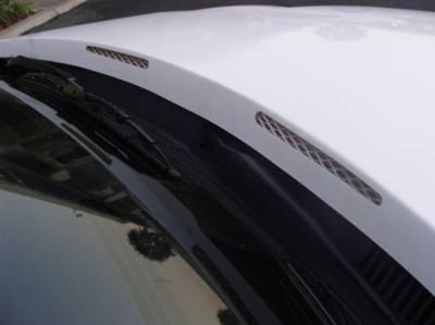 TruFiber - TruFiber A58 Fiberglass Hood: Dodge Charger 2006 - 2010 - Image 6