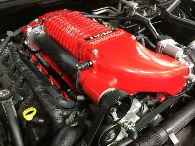 Whipple Superchargers - Whipple Supercharger Kit: Chrysler 300C 6.4L SRT8 2012 - 2014 - Image 3