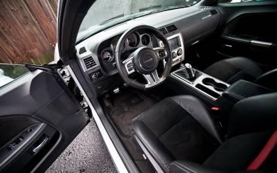 American Car Craft - American Car Craft Carbon Fiber Outer Shift Plate: Dodge Challenger R/T SRT8 2008 - 2014 - Image 5