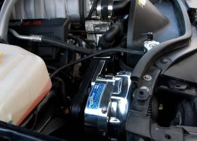 Procharger - Procharger Supercharger Kit: Jeep Grand Cherokee 6.1L SRT8 2006 - 2010 - Image 2