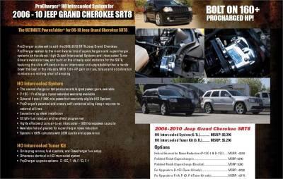 Procharger - Procharger Supercharger Kit: Jeep Grand Cherokee 6.1L SRT8 2006 - 2010 - Image 6