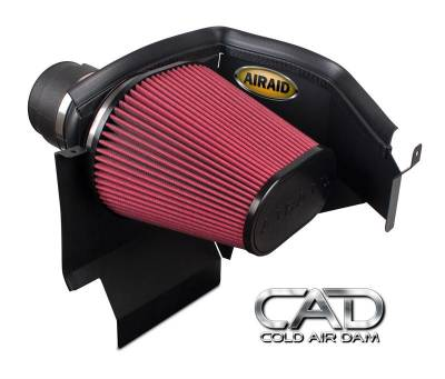 5.7L / 6.1L / 6.4L Hemi Engine Parts - Hemi Cold Air Intake & Filters - AirAid - AirAid QuickFit Air Intake: Chrysler 300C / Dodge Challenger / Charger 2011 - 2021 (All Models)