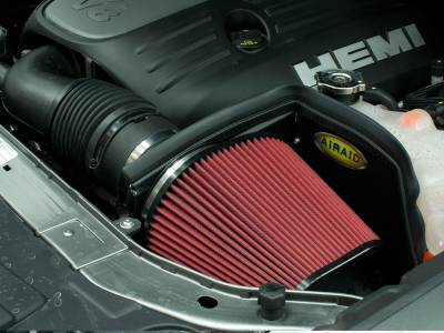 AirAid - AirAid QuickFit Air Intake: Chrysler 300C / Dodge Challenger / Charger 2011 - 2020 (All Models) - Image 4