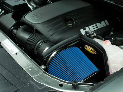 AirAid - AirAid QuickFit Air Intake: Chrysler 300C / Dodge Challenger / Charger 2011 - 2021 (All Models) - Image 5