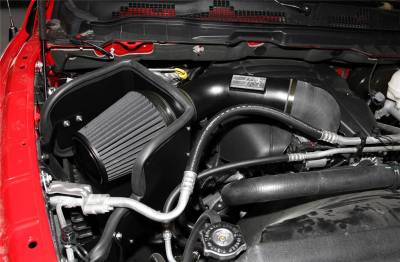 K&N Filters - K&N 71 Series Cold Air Intake: Dodge Ram 5.7L Hemi 2009 - 2018 - Image 4