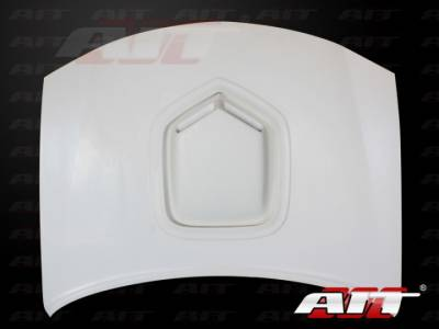AIT Racing - AIT Racing Shaker Style Functional Ram Air Hood: Dodge Charger 2006 - 2010 - Image 3