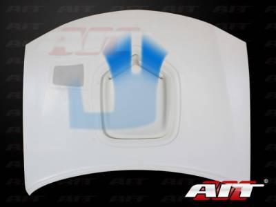 AIT Racing - AIT Racing Shaker Style Functional Ram Air Hood: Dodge Charger 2006 - 2010 - Image 5