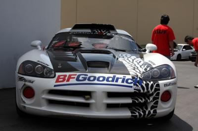 Anderson Composites - Anderson Composites ACR Carbon Fiber Hood: Dodge Viper SRT10 2003 - 2009 - Image 2