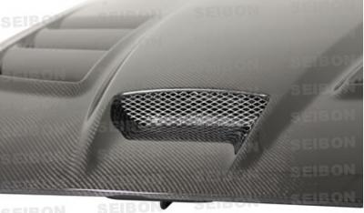 Anderson Composites - Anderson Composites ACR Carbon Fiber Hood: Dodge Viper SRT10 2003 - 2009 - Image 4
