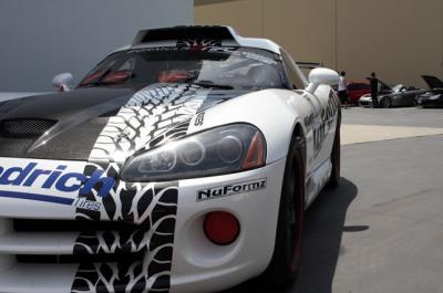 Anderson Composites - Anderson Composites ACR Carbon Fiber Hood: Dodge Viper SRT10 2003 - 2009 - Image 6