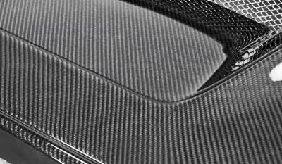 Anderson Composites - Anderson Composites SRT10 Carbon Fiber Hood: Dodge Ram 2002 - 2008 - Image 3
