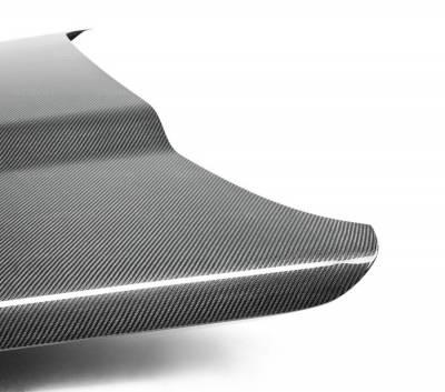 Anderson Composites - Anderson Composites SRT10 Carbon Fiber Hood: Dodge Ram 2002 - 2008 - Image 5